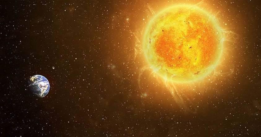 Resultado de imagen de La vida del Sol