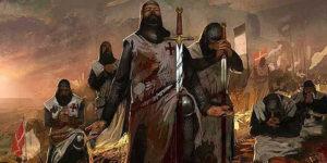 Sociedad secreta de los caballeros Templarios: Monjes guerreros y guardianes de tesoros ocultos