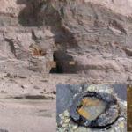 Las tuberías metálicas de 150.000 años descubiertas bajo una pirámide en China