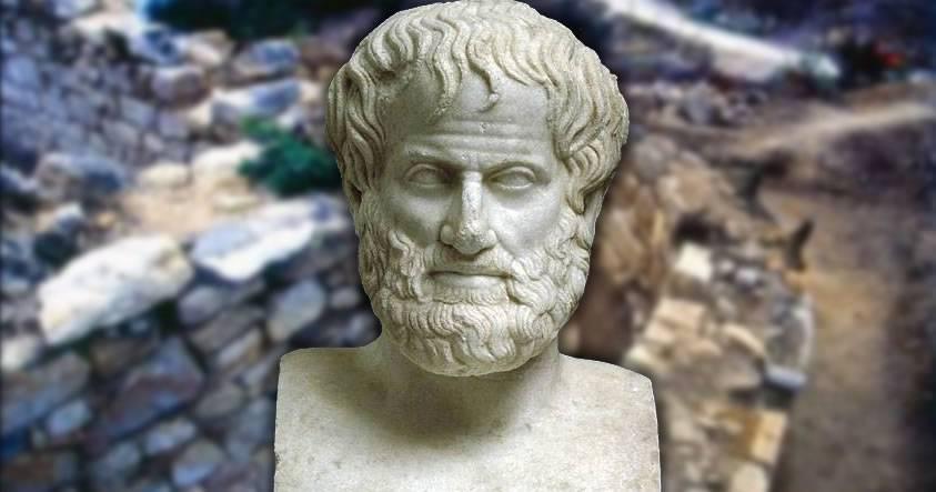Arqueólogos descubren la posible tumba de Aristóteles