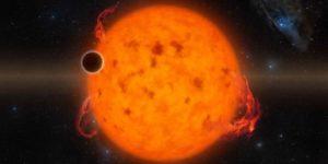 Descubren dos exoplanetas «recién nacidos», uno de ellos el más joven hasta ahora