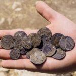 Descubren en Palestina el tesoro de un antiguo judío