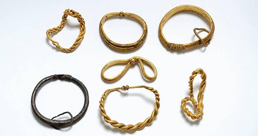 Descubren en Dinamarca el mayor tesoro de oro vikingo