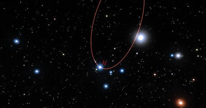 Por primera vez observan el centro de la Vía Láctea y su agujero negro supermasivo