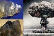¿Es este extraño mineral evidencia de una guerra nuclear prehistórica?