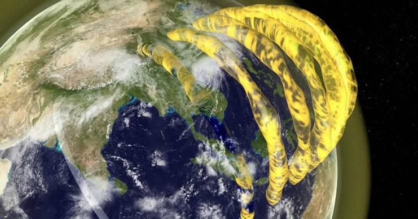 Estudiante australiana confirma existencia de gigantes tubos de plasma flotando sobre la Tierra