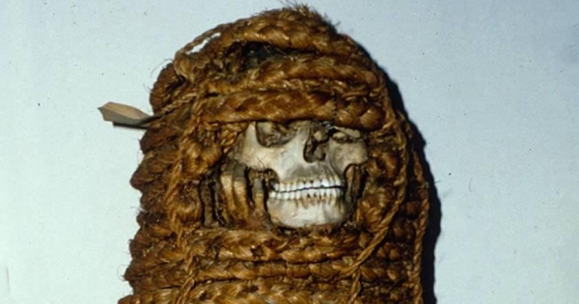 Antigua momia peruana con genes resistentes a antibióticos sorprende a investigadores