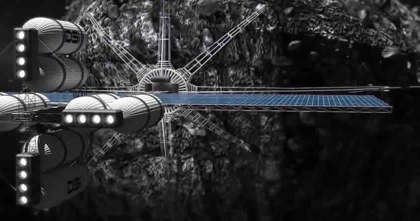 Gobierno de Luxemburgo a punto de regular la minería de asteroides