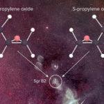 Científicos detectan formas de vida molecular en el espacio interestelar por primera vez