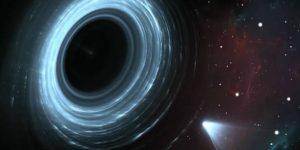 Físicos creen haber descubierto como una nave podría atravesar un agujero negro