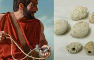 «Balas» de plomo de hace 1.800 años: Un arma romana para disuadir al enemigo