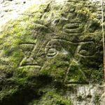 Descubren petroglifos de más de 1.000 años en isla Monserrat, mar del Caribe