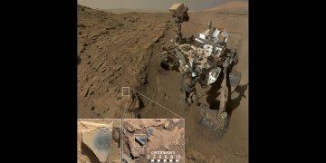 Curiosity descubre que Marte poseía una atmósfera respirable y rica en oxígeno en el pasado