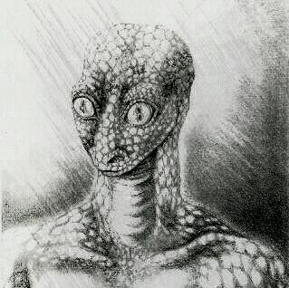 Fósil de antiguo «hombre dragón» expuesto por excéntrico coleccionista japonés