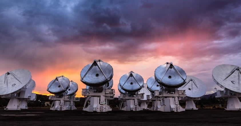 SETI «escucha» una estrella cercana en busca de señales extraterrestres