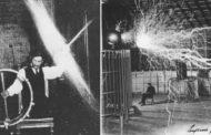 Diez impresionantes y extremadamente raras fotografías de Nikola Tesla