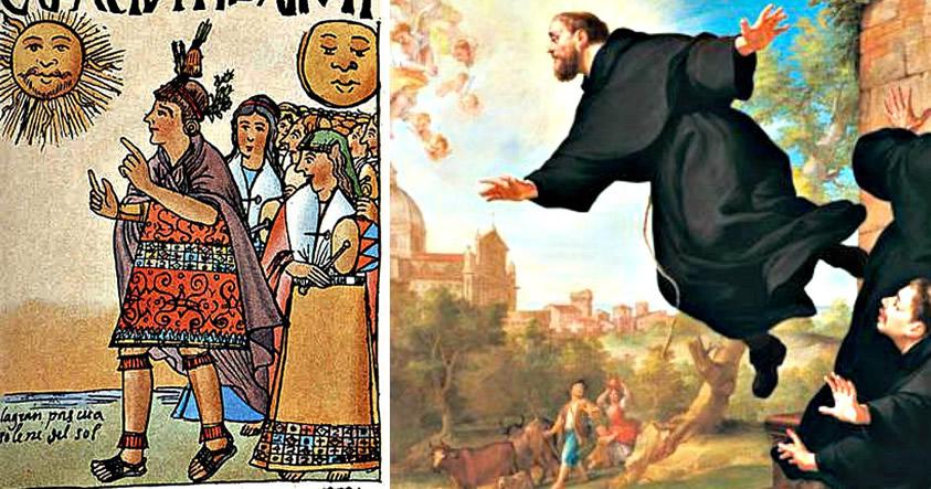 Los enigmas de la levitación: Desde antiguos santos hasta civilizaciones ancestrales