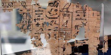 La Gran Pirámide de Giza, a través de los papiros de sus trabajadores