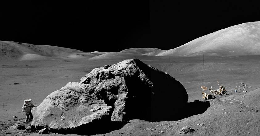¿Por qué la luna no debería ser terraformada?