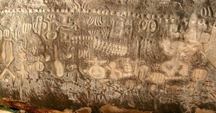 ¿Un mensaje del espacio? La enigmática escritura de la Piedra de Ingá