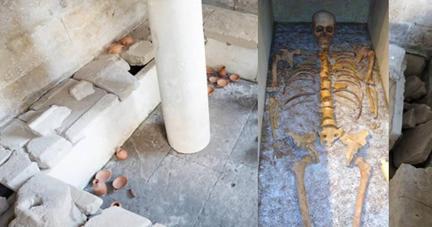Los restos del atleta olímpico más antiguo del mundo revelan interesantes datos