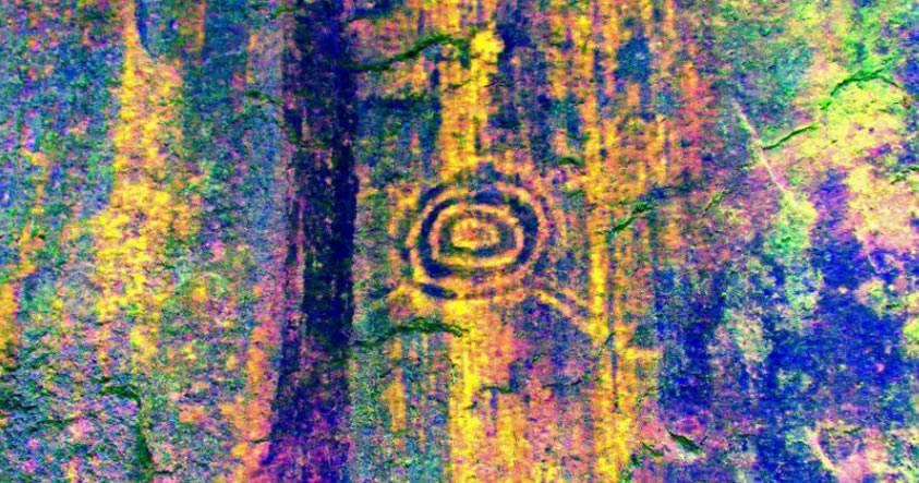 Investigadores descubren más pinturas rupestres en Machu Picchu