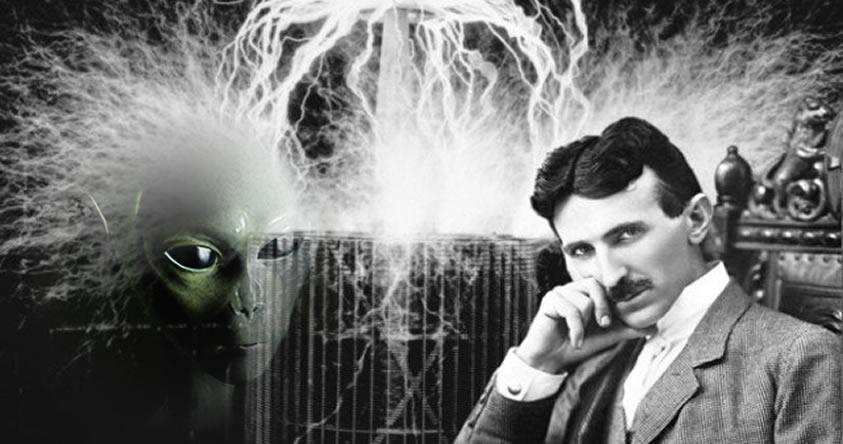 Nikola Tesla: ideas y descubrimientos Aerahaet