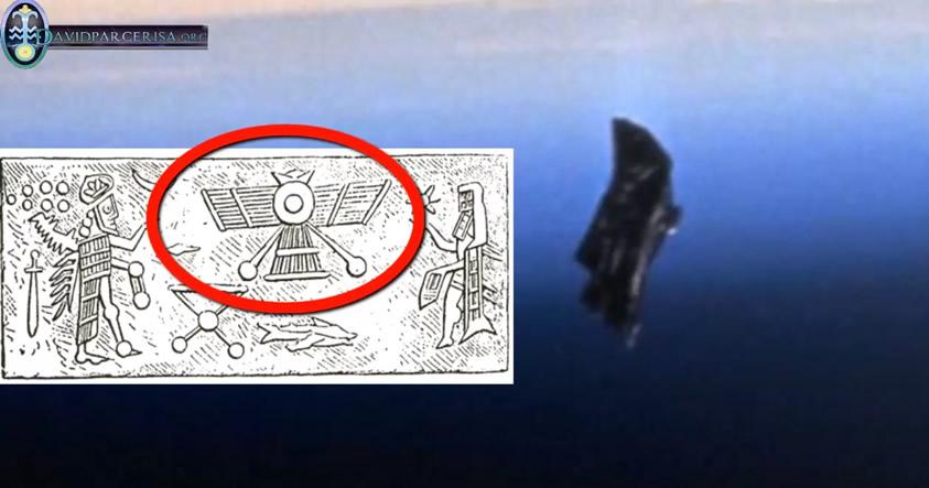"""¿Es posible que desde hace 13.000 años un satélite no-terrestre esté orbitando alrededor de la tierra? ¿Hacia donde emitiría la información que estaría registrando? ¿Y que tipo de entidades estarían detrás? Tenemos las fotografías y disponemos de amplia información sobre los ecos recibidos desde principios del siglo XX procedentes de este misterioso """"Caballero Negro""""... ¿Acaso los dioses Anunnaki están detrás de este misterio?"""