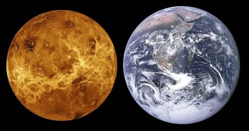 Nuevo estudio encuentra evidencias que indican que Venus fue habitable