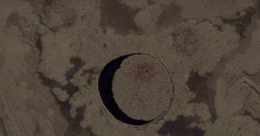 Misterios de la Tierra: La enigmática isla que se mueve, «El Ojo»