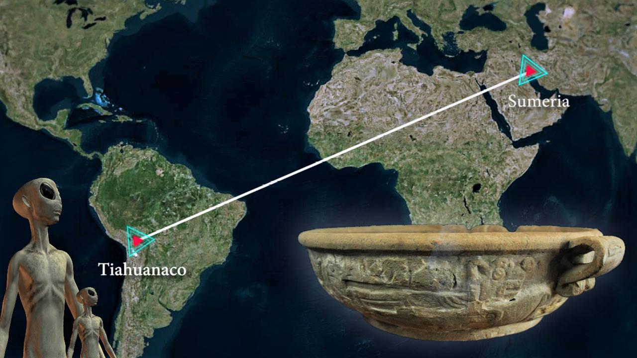 Fuente Magna: ¿Evidencia de Antiguos Sumerios que arribaron a América? (VÍDEO)