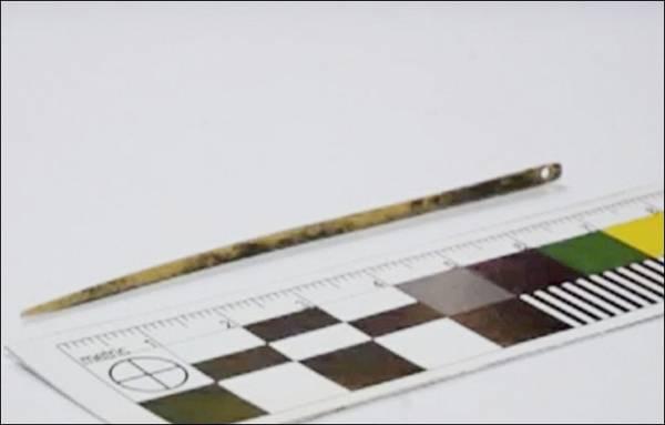 La aguja es vista como la evidencia de que los desaparecidos Denisovans eran más sofisticados de lo que se pensaba.
