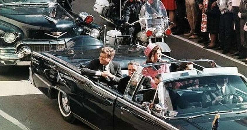 El cineasta Oliver Stone da detalles sobre quién asesinó John F. Kennedy