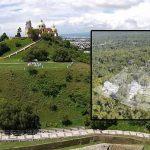La pirámide más grande del mundo se oculta bajo una montaña en México