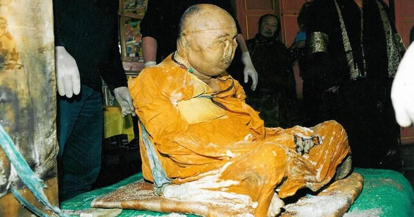 El misterio del Lama Dashi-Dorzho Itigilov: Una momia cuyo cuerpo desafía el tiempo