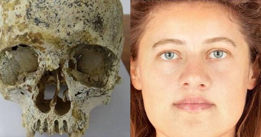 Esta mujer vivió hace 3.700 años en Escocia