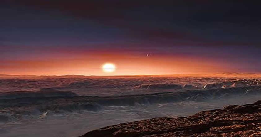 Proxima b: El mundo extraterrestre potencialmente habitable más cercano a la Tierra