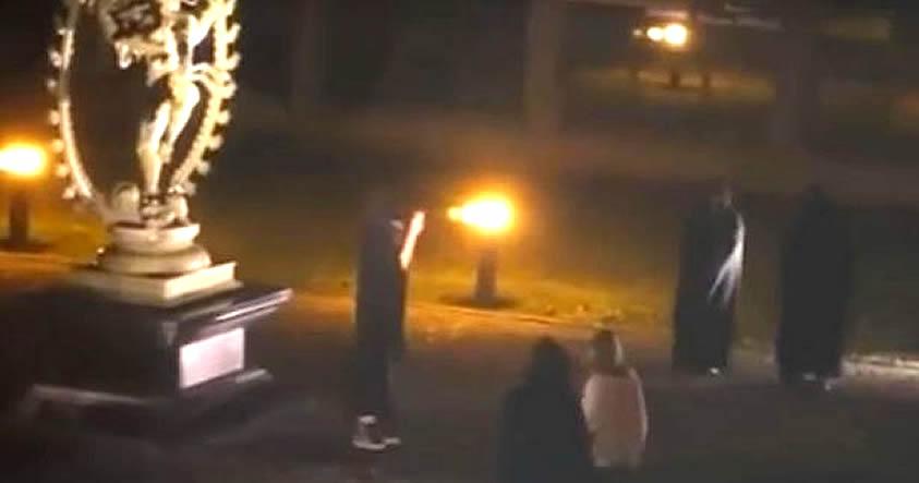 ¿Ritual ocultista en el CERN? Dan a conocer que el hombre que grabó el vídeo está muerto