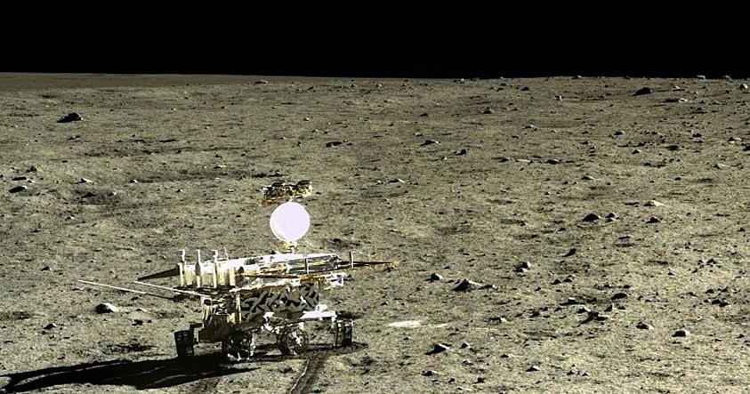 El rover «Yutu» de la misión lunar Chang'e 3 de China ha muerto