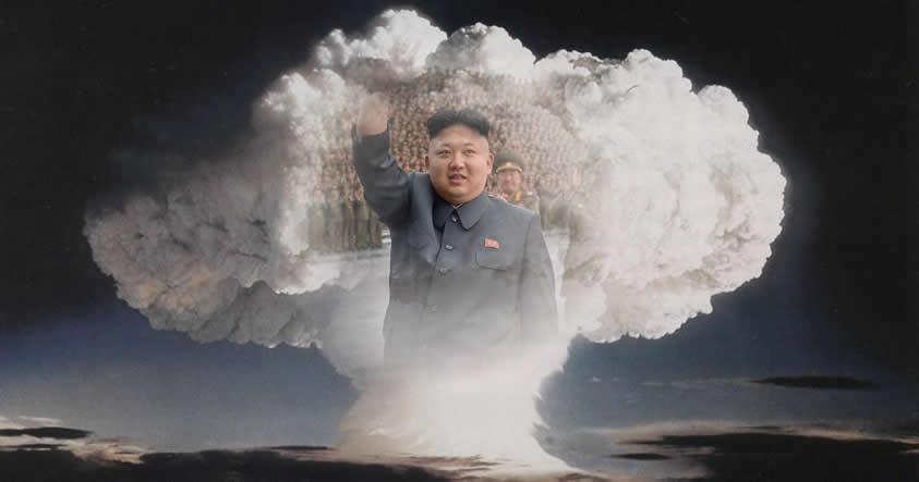 ¿Acaba de detonar Corea del Norte una bomba nuclear? Ensayo habría causado terremoto