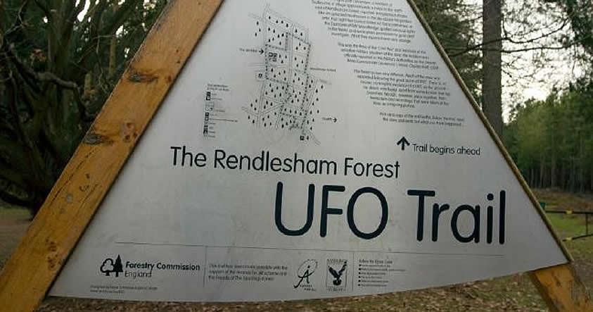 Ex policía de Reino Unido exige al gobierno la verdad sobre el incidente OVNI del bosque Rendlesham