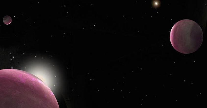 Astrónomos descubren un sistema estelar binario con las órbitas más cercanas hasta ahora