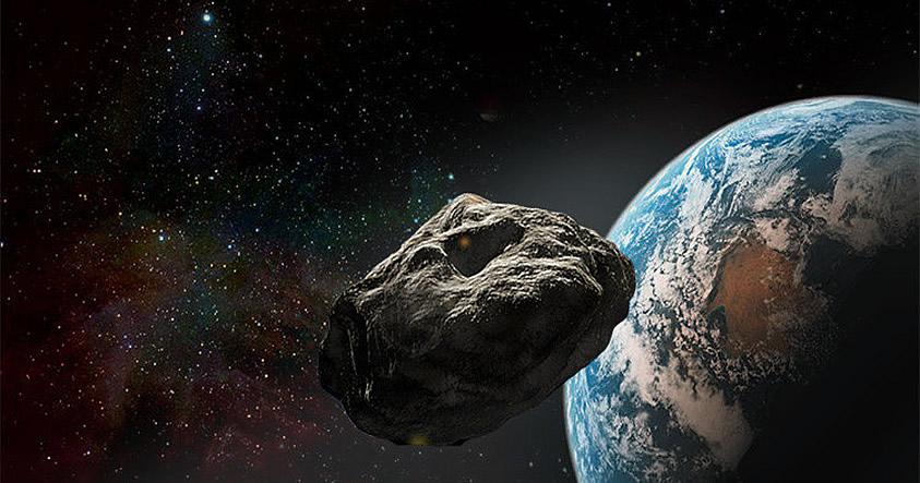 Asesor de Obama alerta del riesgo de que un asteroide impacte con la Tierra