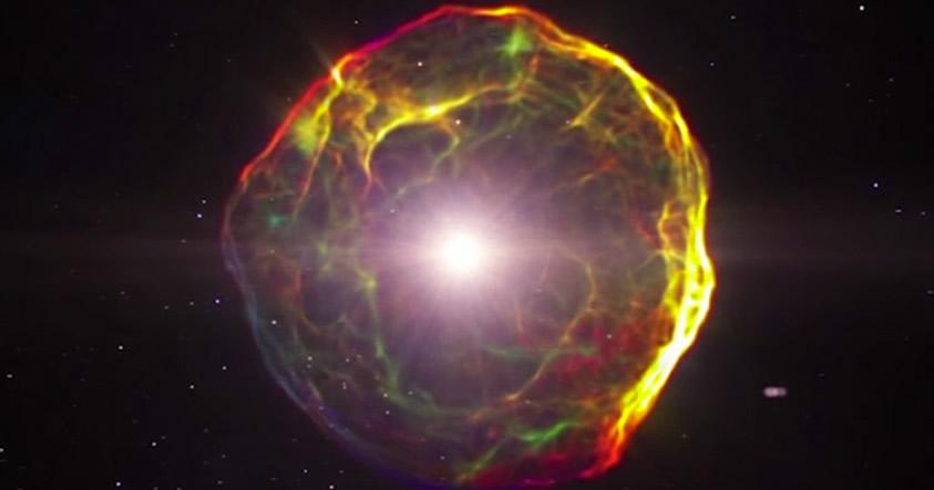 ¿Es este el origen de la Vía Láctea? Una nueva simulación científica intenta explicarlo