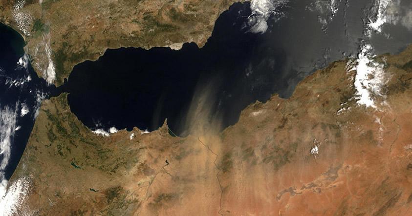 El proyecto se basaba en la construcción de una gigantesca represa a lo largo del estrecho de Gibraltar para separar el océano Atlántico del mar Mediterráneo.
