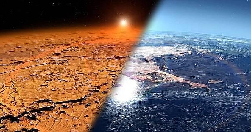 Marte: Descubren que lagos y arroyos se formaron mucho antes de lo pensado