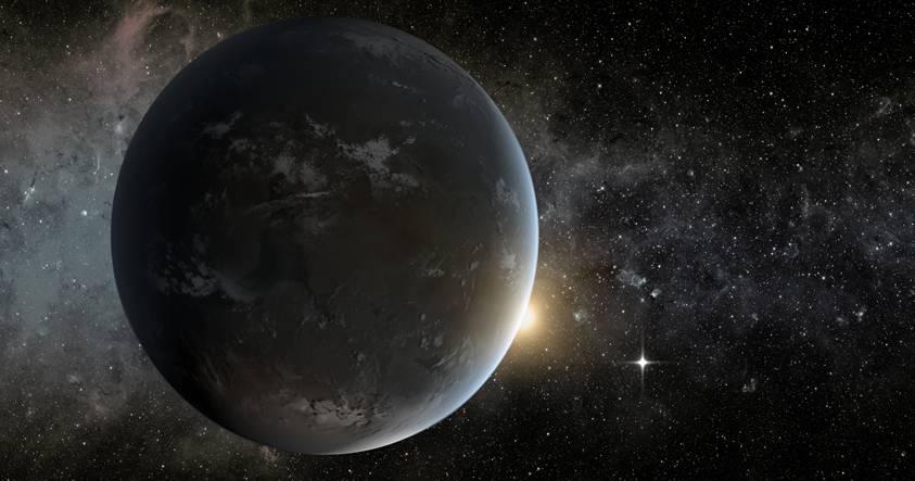 Descubren un planeta parecido a Júpiter que orbita una estrella subgigante