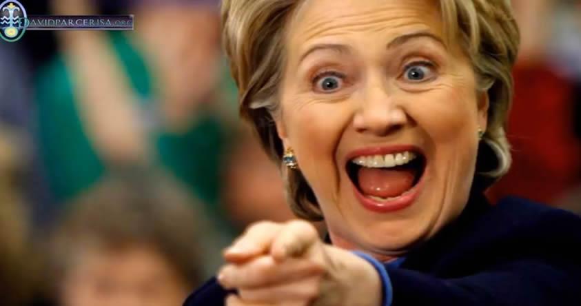 Hillary Clinton y su extraño trastorno: ¿Víctima de control mental?