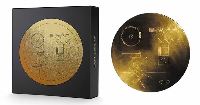 Ya puedes conseguir una copia del mensaje a los extraterrestres enviado en el Voyager