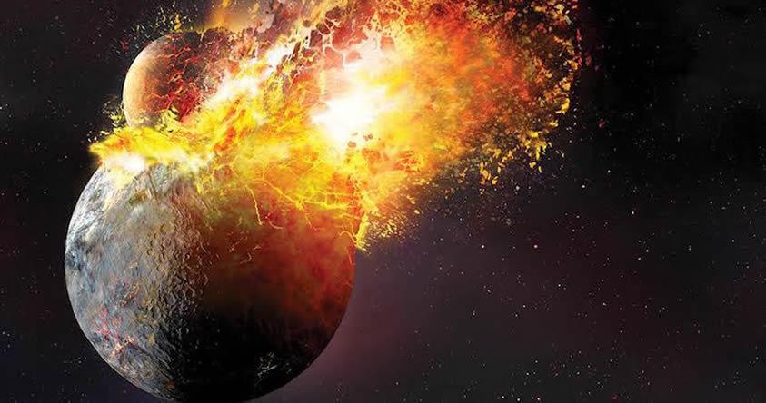 El origen de la Luna fue mucho más violento de lo que creíamos